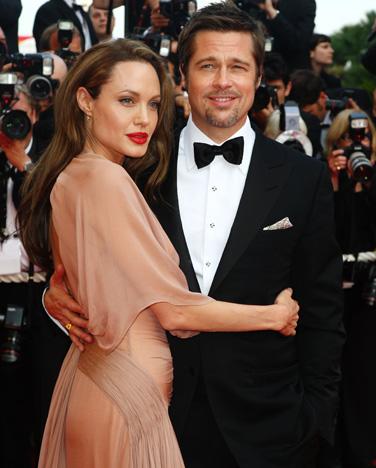 """Brad and Angelina"""