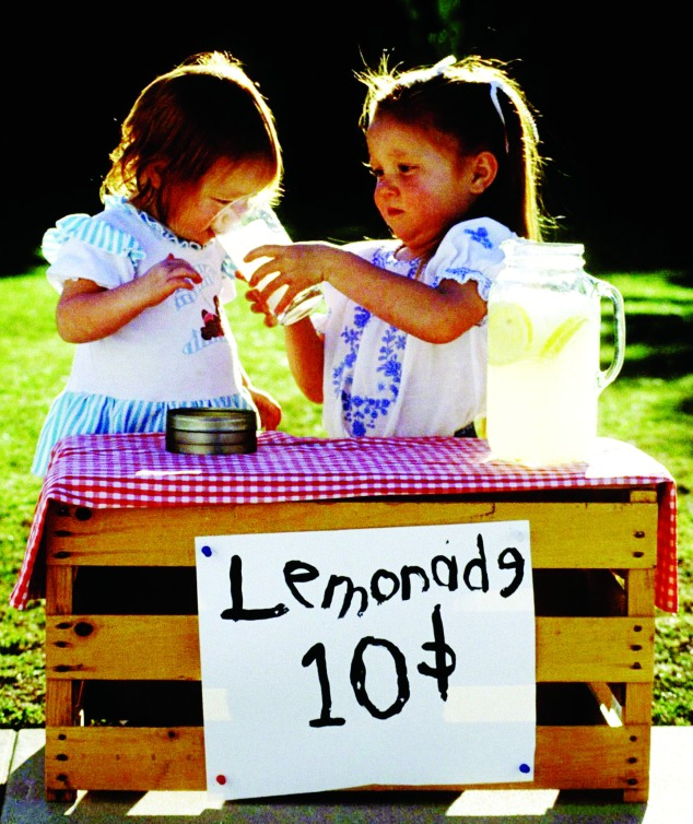 """Alex's Lemonade"""